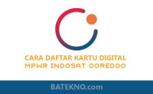 Cara Daftar Kartu MPWR Indosat