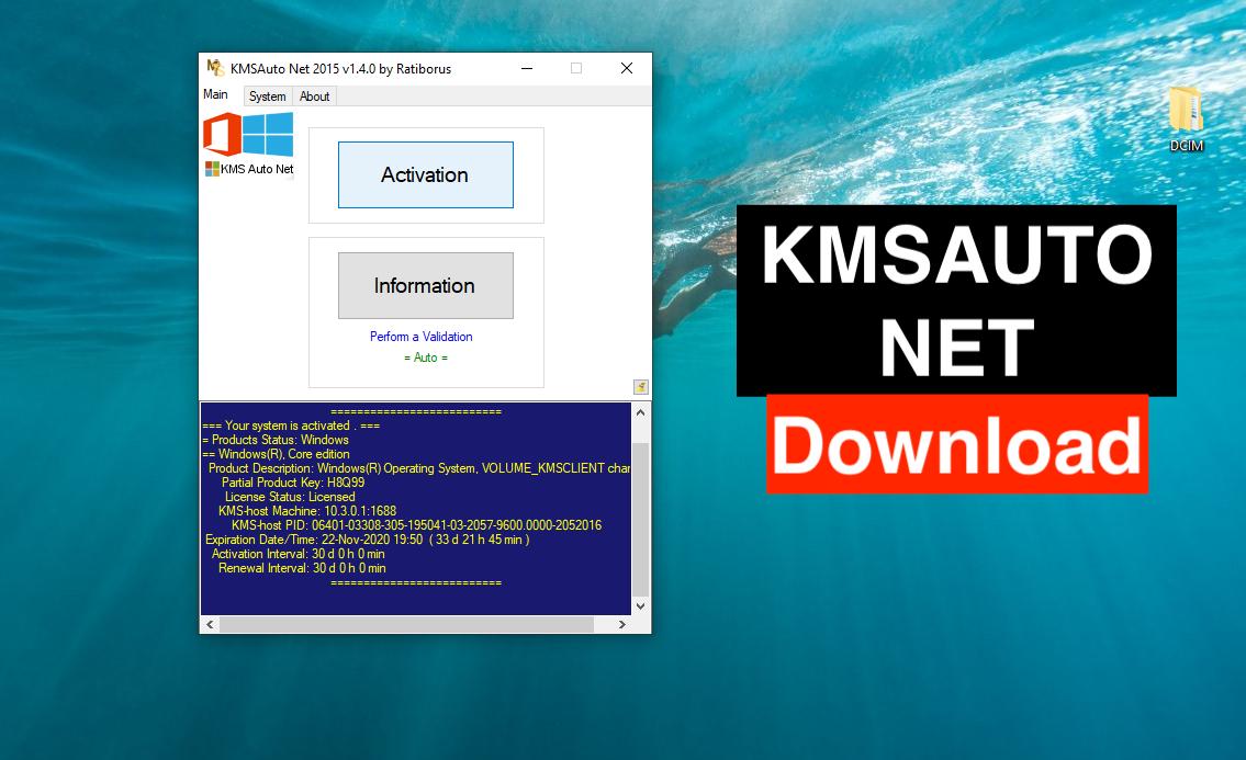 Cara Aktivasi Office 2019 Menggunakan KMSAuto Net