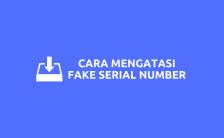 Cara Mengatasi Fake Serial Number IDM