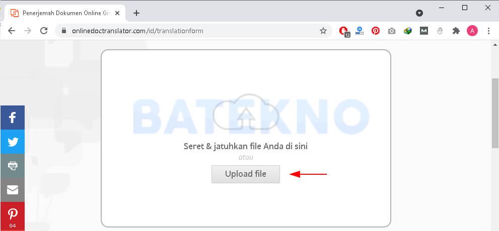 translate pdf dengan smallpdf